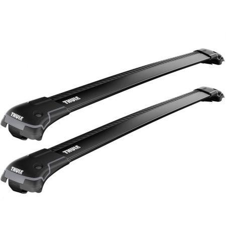 Střešní nosič příčníky Thule WingBar Edge Black - Ford Galaxy MPV 5-dv 96-00 - střešní podélníky hagusy