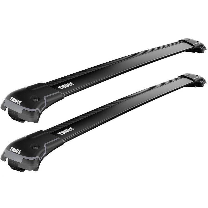 Střešní nosič příčníky Thule WingBar Edge Black - Kia Optima Sportswagon Combi 5-dv 17- - integrované podélníky