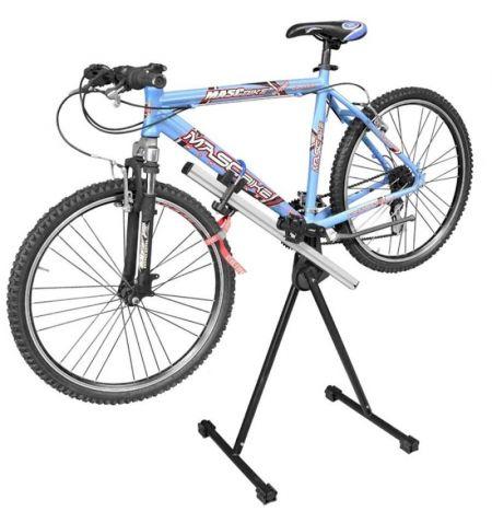 Servisní montážní stojan na údržbu jízdních kol a elektrokol Menabo Bike Support na Fatbike a karbonové rámy