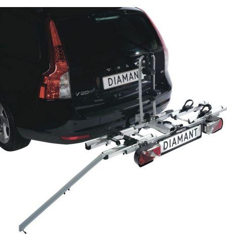 Nájezdová rampa pro nosič kol elektrokol na tažné zařízení Pro User Diamant SG2 SG3
