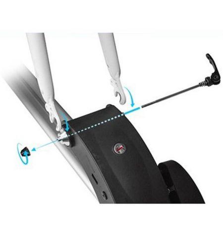 Adaptér pro uchycení vidlic jízdního kola Menabo ProTour Indoor - 9x100mm rychloupínací
