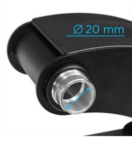Adaptér pro uchycení vidlic jízdního kola Menabo ProTour Indoor - 20x110mm s originálním pinem