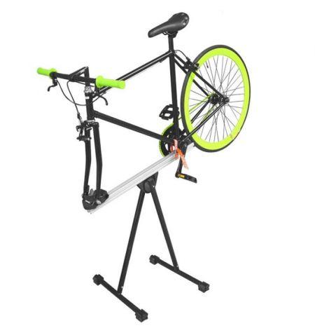 Kit pro servisní montážní stojan na údržbu jízdních kol elektrokol Menabo Bike Support - montáž za vidlici