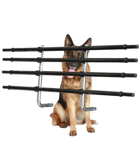 Mříž na převoz psů a zavazadel do auta Menabo Bau - za přední nebo zadní sedadla
