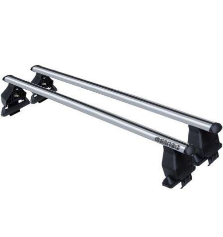 Střešní nosič příčníky Menabo Tema - Mini One 3-dv 02-13 - normální střecha aluminium nezamykací
