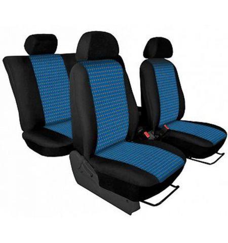 Autopotahy přesné potahy na sedadla Škoda 105 120 125 130 76-87 - design Torino A výroba ČR