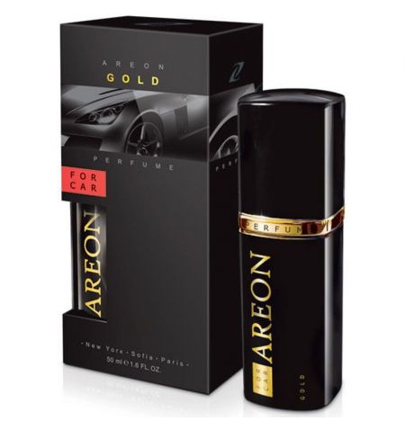 Osvěžovač vzduchu vůně parfém do auta Perfume For Car 50ml Gold