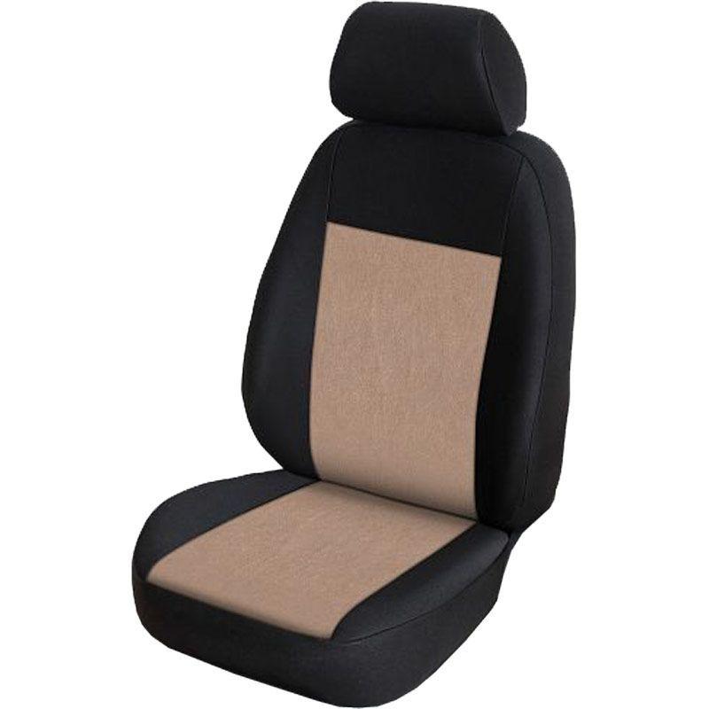 Autopotahy přesné / potahy na sedadla Škoda Citigo (3-dv / 5-dv) (12-) - design Prato F / výroba ČR