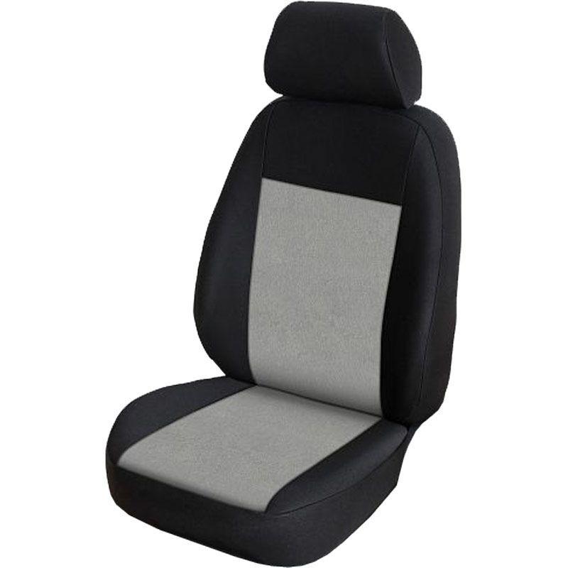 Autopotahy přesné / potahy na sedadla Škoda Citigo (3-dv / 5-dv) (12-) - design Prato H / výroba ČR