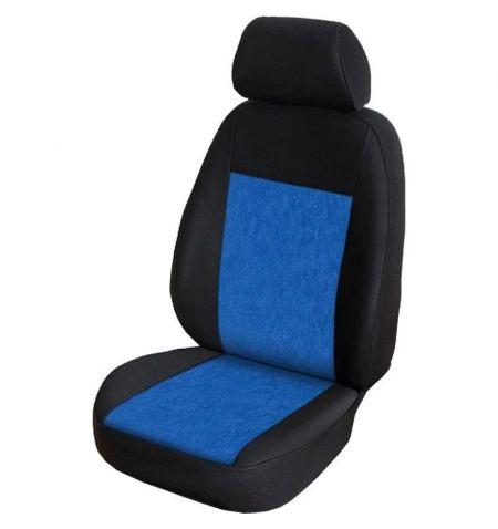 Autopotahy přesné potahy na sedadla Chevrolet Aveo 05-11 - design Prato G výroba ČR