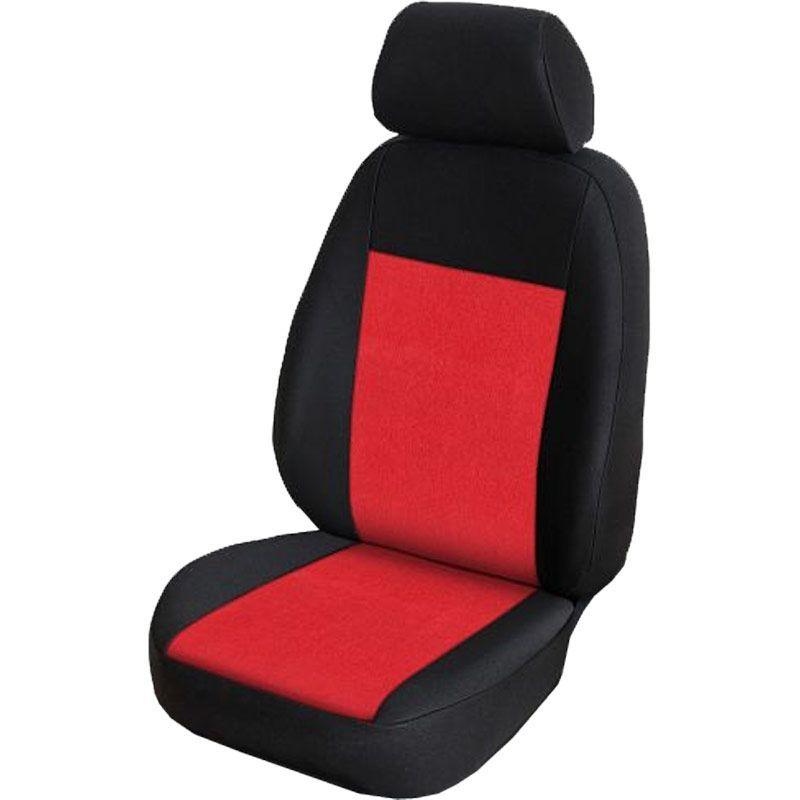 Autopotahy přesné / potahy na sedadla Hyundai Kona (17-) - design Prato E / výroba ČR