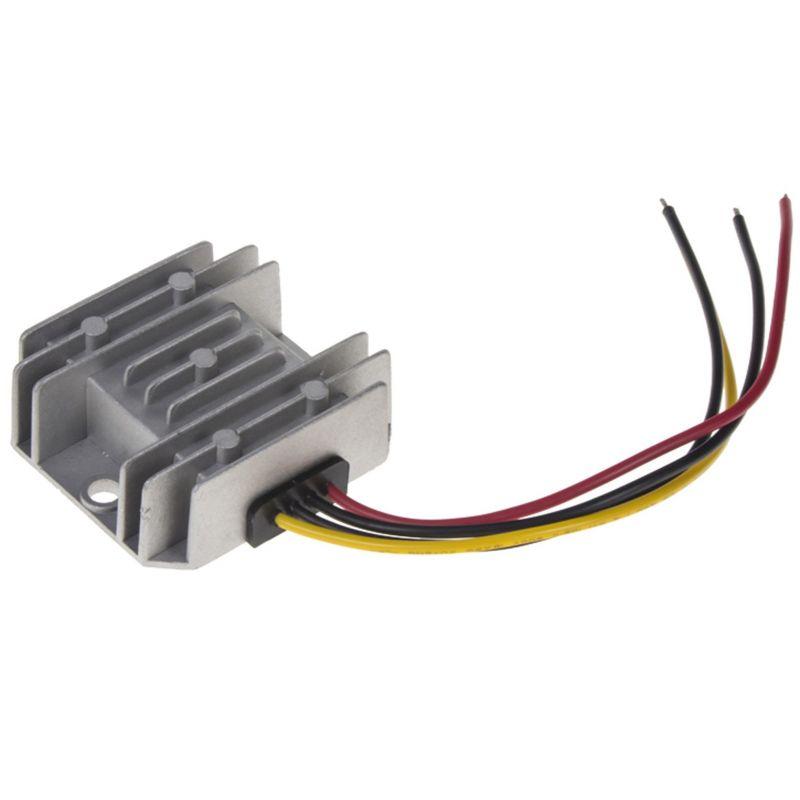 Měnič napětí lineární 24V na 12V / 5A