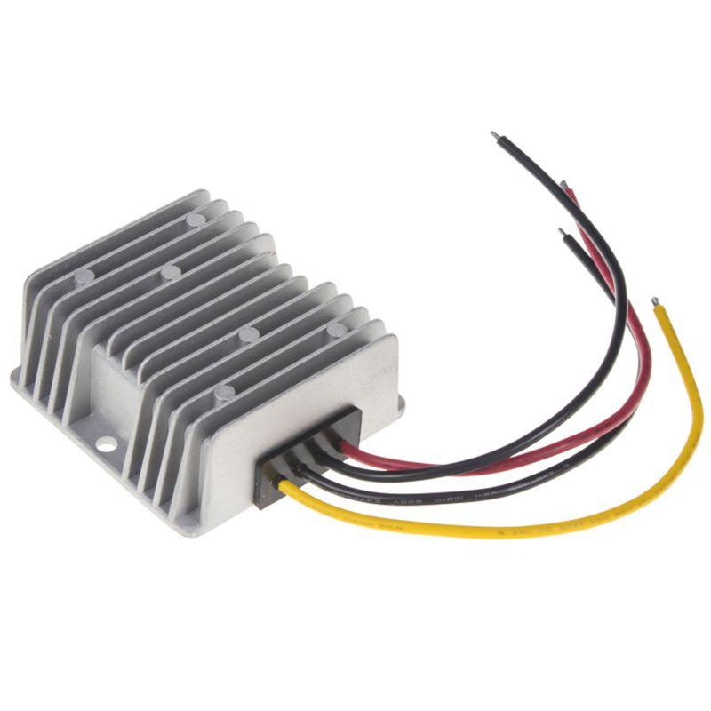 Měnič napětí lineární 24V na 12V / 10A