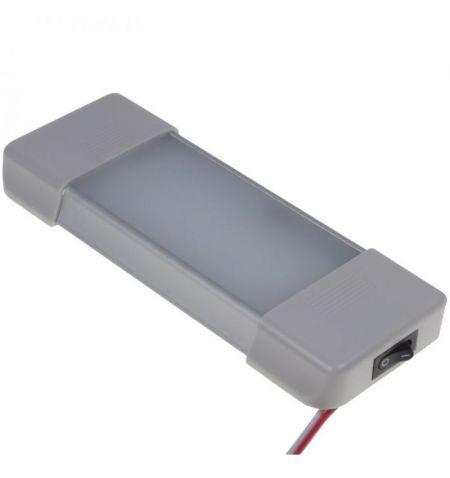 Světlo LED diodové interiérové Profi 12-24V 18x LED s vypínačem
