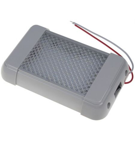 Světlo LED diodové interiérové Profi 12-24V 24x LED s vypínačem