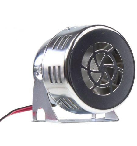 Siréna výstražná vzduchová 12V - kovová 110dB