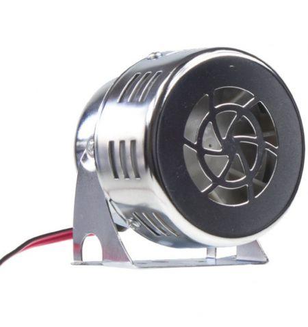 Siréna výstražná vzduchová 24V - kovová 110dB