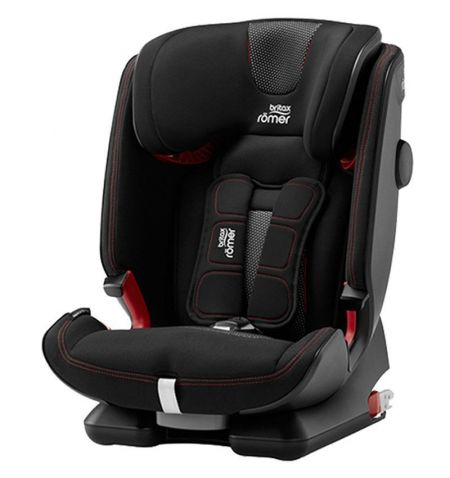Dětská autosedačka Britax Römer Advansafix IV R Air Black 9-36kg věk 9 měsíců až 12 let Isofix