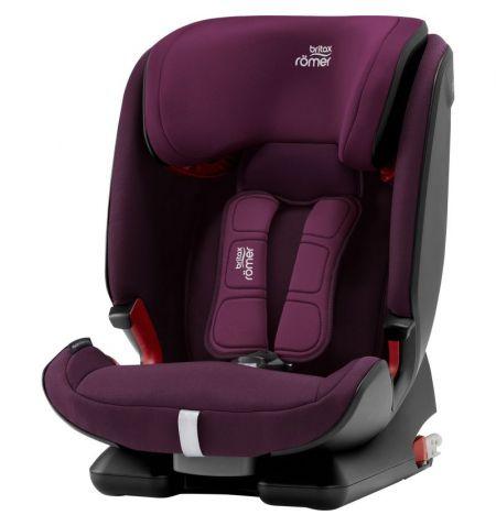 Dětská autosedačka Britax Römer Advansafix IV M Burgundy Red 9-36kg věk 9 měsíců až 12 let Isofix