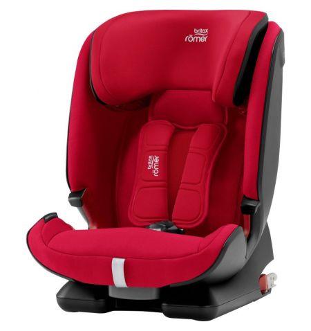 Dětská autosedačka Britax Römer Advansafix IV M Fire Red 9-36kg věk 9 měsíců až 12 let Isofix