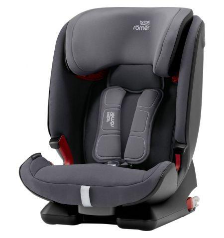 Dětská autosedačka Britax Römer Advansafix IV M Storm Grey 9-36kg věk 9 měsíců až 12 let Isofix