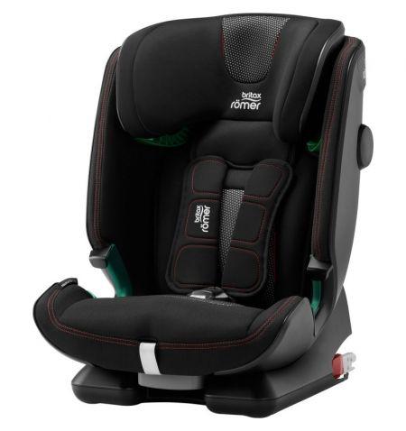 Dětská autosedačka Britax Römer Advansafix i-Size Cool Flow - Black 9-36kg věk od 15 měsíců do 12 let
