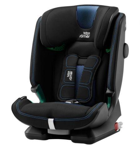 Dětská autosedačka Britax Römer Advansafix i-Size Cool Flow - Blue 9-36kg věk od 15 měsíců do 12 let
