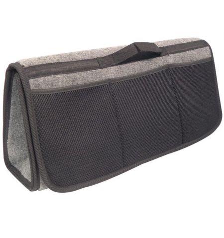 Organizér na zavazadla a povinnou výbavu taška do zavazadlového prostoru kufru - objem 12.5l
