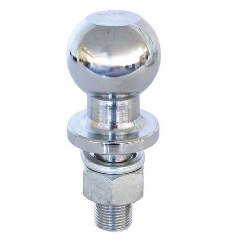 Tažná koule koule tažného zařízení šroubovací - nosnost 1500kg průměr 50mm šroub M22x2.5mm
