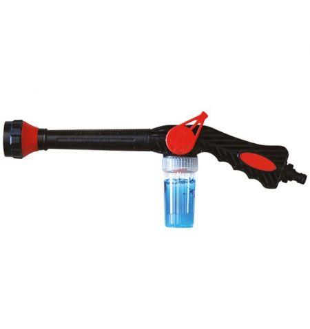 Pistole na hadici na mytí auta Aquablaster 8 trysek zpěňovač nádoba na autošampón