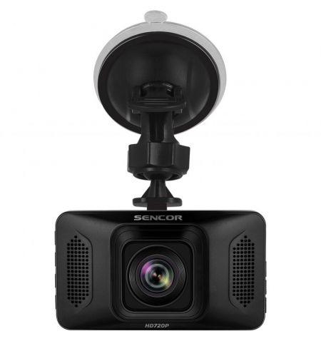 Kamera záznamová do auta univerzální černá skříňka - s displejem