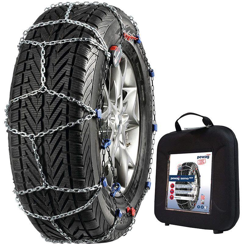 Sněhové řetězy Pewag Servo SUV pro dodávky / Off-Road / 4x4 / SUV / MPV do hmotnosti vozidla 3.5t -