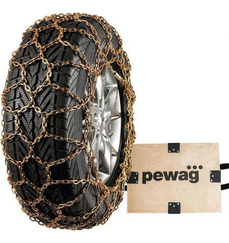 Sněhové řetězy Pewag Offroad Extreme pro dodávky Off-Road 4x4 SUV MPV do hmotnosti vozidla 3.5t - velikost FM 77