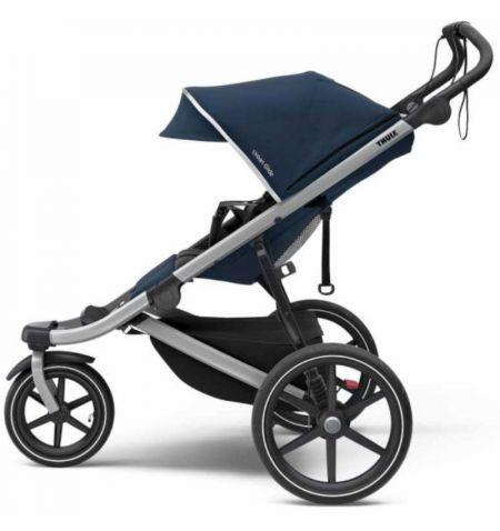 Dětský kočárek Thule Urban Glide 2 Alu Majolica Blue 2021 - do města do terénu skládací