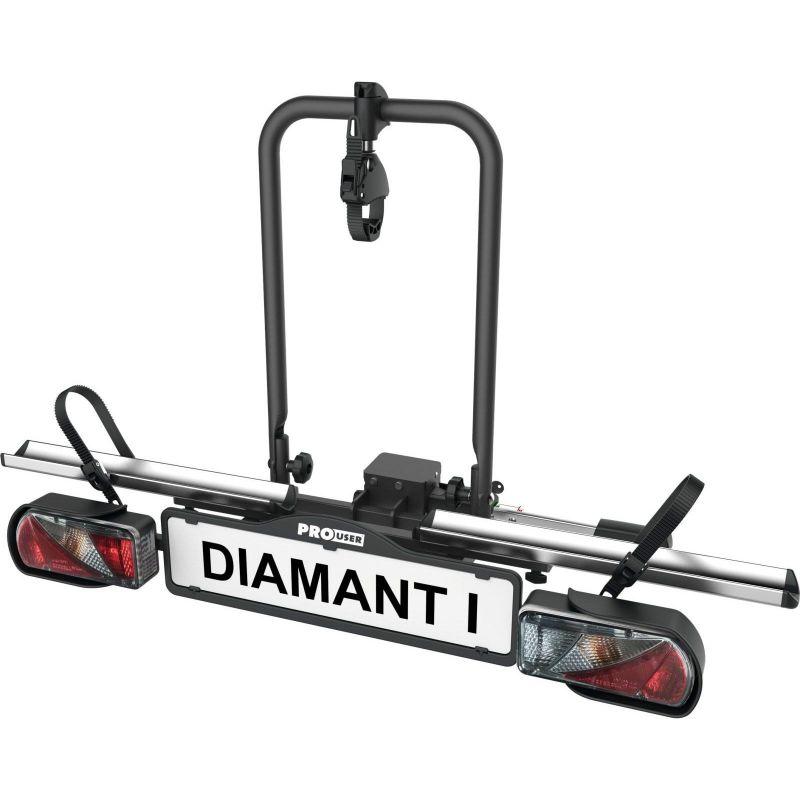 Nosič na tažné zařízení na 1 kolo / elektrokolo Pro User Diamant 1