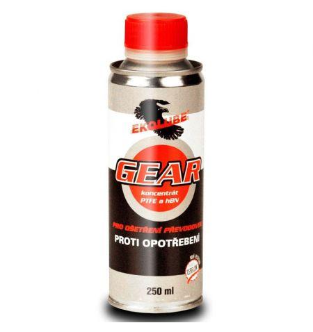 Ekolube Gear proti opotřebení převodovek 250ml - koncentrát PTFE a hBN