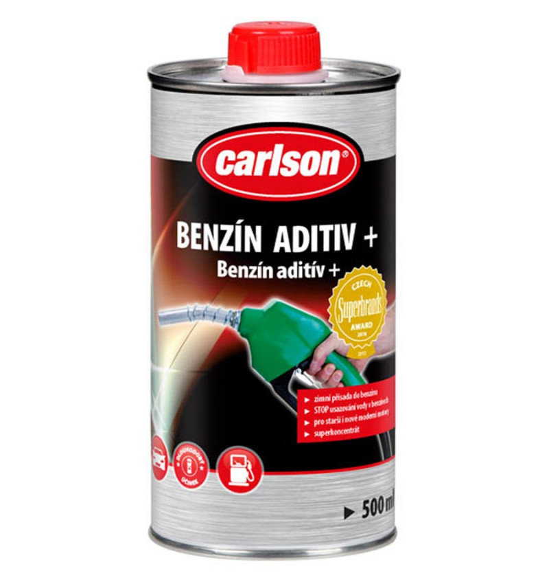 Benzin aditiv Plus Carlson 500ml