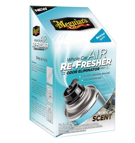 Meguiars Air Re-Fresher New Car Scent - Čistič klimatizace 71g