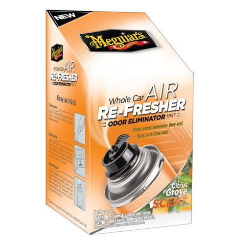 Meguiars Air Re-Fresher Citrus Grove Scent - Čistič klimatizace 71g