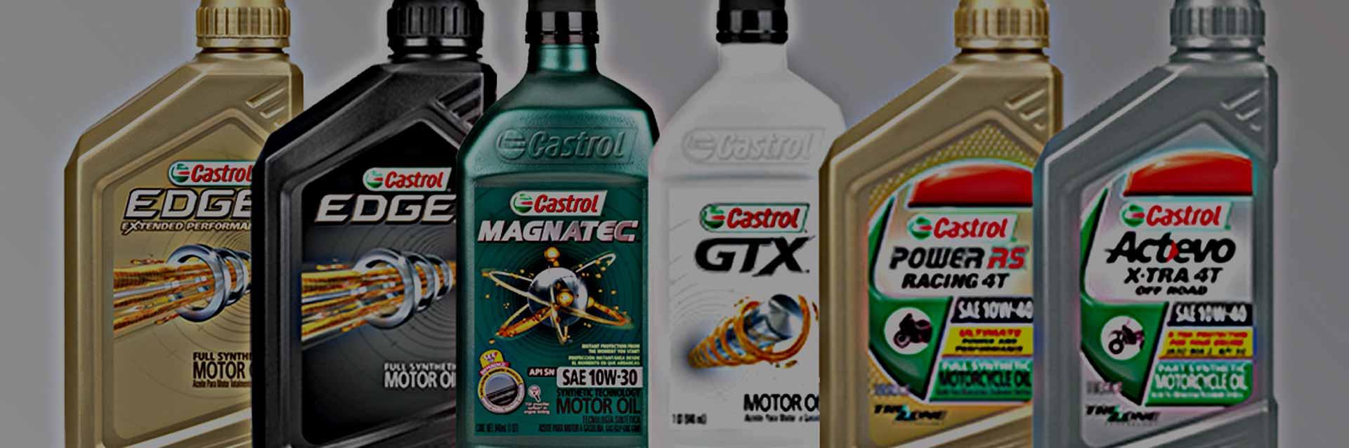 Syntetické motorové oleje