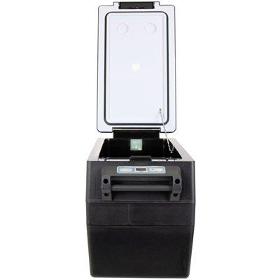 Autochladnička mraznička lednice kompresorová chladící box do auta Aroso 12V 24V 230V 42l - dokonale navržená ergonomie