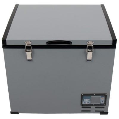 Autochladnička mraznička lednice kompresorová chladící box do auta Aroso 12V 24V 230V 60l - dokonale navržená ergonomie